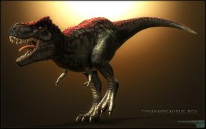 T Rex 2 by sash4all