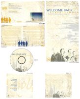 welcome back layout by sedateinfect