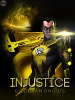 INjustice Senestro by NHKkyo