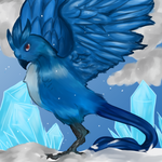 Articuno by X-Italy-Fan-X