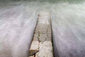 Above the Concrete Causeway-2 by Penson37