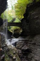 Waterfalls of New York 095 by FairieGoodMother