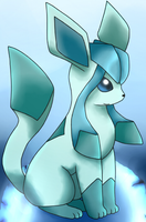 Collab: Glaceon by SirNorm