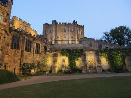 Durham Castle by MisterLoJo