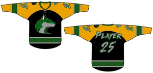 Halifax Prowlers Design Home Jersey 01 by Kaito42