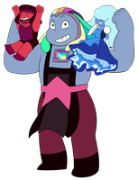 Cutie Tree-o :: Steven Universe by Nessiefidelity