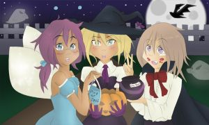 .:Happy Halloween:. by DolceCapella