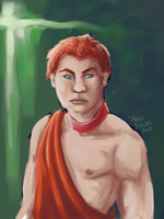 The Red Man by ruggafluff