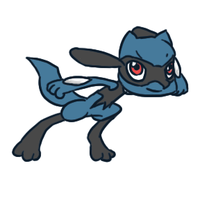 Request: Chibi Riolu by xIce-Wolf