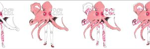 octogirl series by paperdull