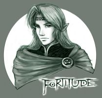Fortitude: Portrait of a Prince by xx--ingie--xx