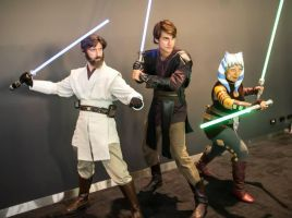 Star Wars: The Clone Wars cosplay by crazyfoalrus