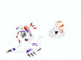I LOVE GOMAMON by Octomar