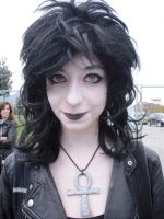 Death Cosplay's Funny face xD by SerenityMoonCosplay