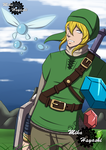 FA Link: The Legend of Zelda by MikaHayashi