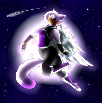 .:Random:. 'Brighter Than A Shooting Star...' by Sparkle-the-cat-13
