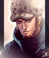 Trafalgar Law by G-manbg