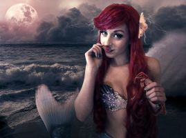 Wicked Princess - Ariel by peroline