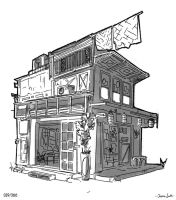 019 - Shed House 2 by Mei-Xing