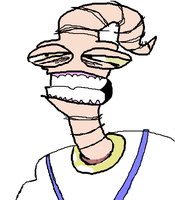 Earthworm Jim THE SECOND by I-like-Dirt