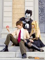 Death Note Group 2 by JuTsukinoOfficial