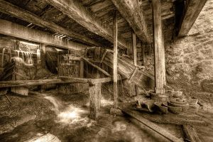Watermill - Under the Hood by d-minutiv