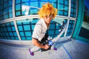 AX2011 - Kingdom Hearts by MikeRollerson