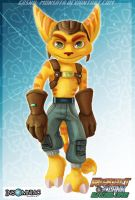 Old Ratchet-PS3 style by Gashu-Monsata