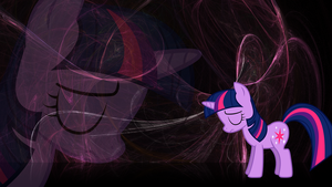 Sad Twilight Wallpaper by Silentmatten