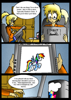 Derpy's Wish: Page 5 by NeonCabaret