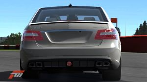 Mercedes Benz E63 AMG 3 by HappyLuy