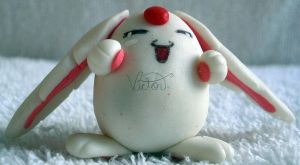 Mokona branco by VictorCustomizer