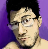 Markiplier by Zitriana