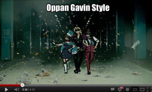 Oppan Gavin Style by Popo-Licious
