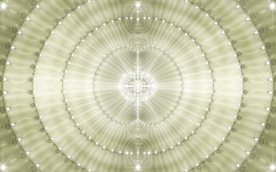 FRACTAL CHANDELIER by CSuk-1T