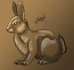 Gift: Rabbit by Magickie