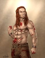 Wrath ( Altered Alliance Commission) by Destinyfall