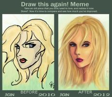 Draw This Again Meme by ArtOfRivana