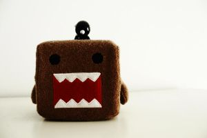 Domo-kun by tokyocalling
