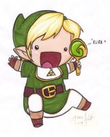Baby Link by Jacyll