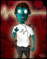 Music make us zombies by RIKECH