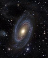 M81 Galaxy by geors
