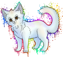 Whitewisker Star by Aleksandra-Cat