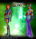 Starfire - Beyond by ReverendTrigster