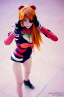 Asuka - Metrocon Shoot 03 by PAPANOTZZI