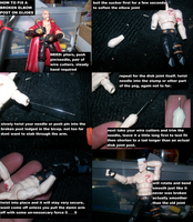 Broken GI Joe forearm Tutorial by lovefistfury