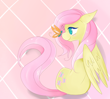 Fluttershy by Lustrous-Dreams