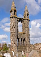 St. Andrews Cathedral 5 by DundeePhotographics