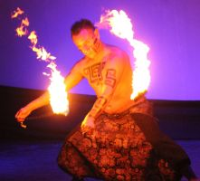 Fire Dancer Stock by firenze-design