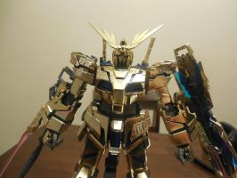 RX-03 Phenex (Destroy Mode) by Leimary